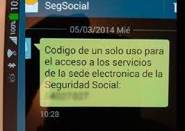 certificado vida laboral por sms